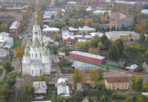 Строительные работы в Егорьевске