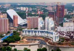 Строительные работы в Красногорске