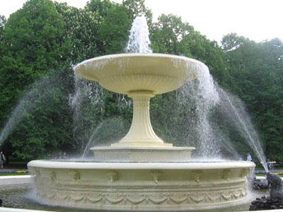 Строительство фонтанов в Москве