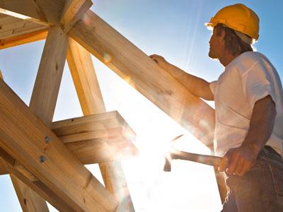 Строительство крыши в Москве