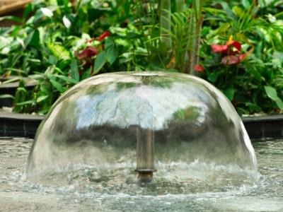 Строительство фонтанов в Одинцово